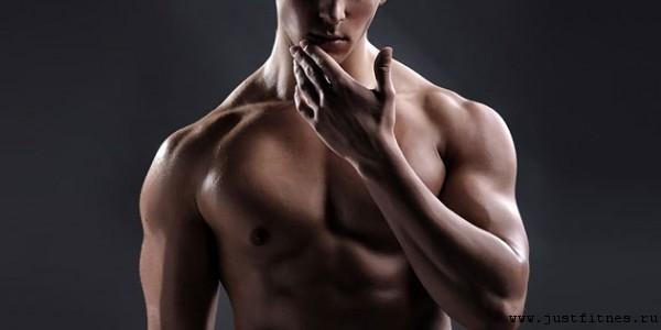 современные идеальные пропорции мужского тела