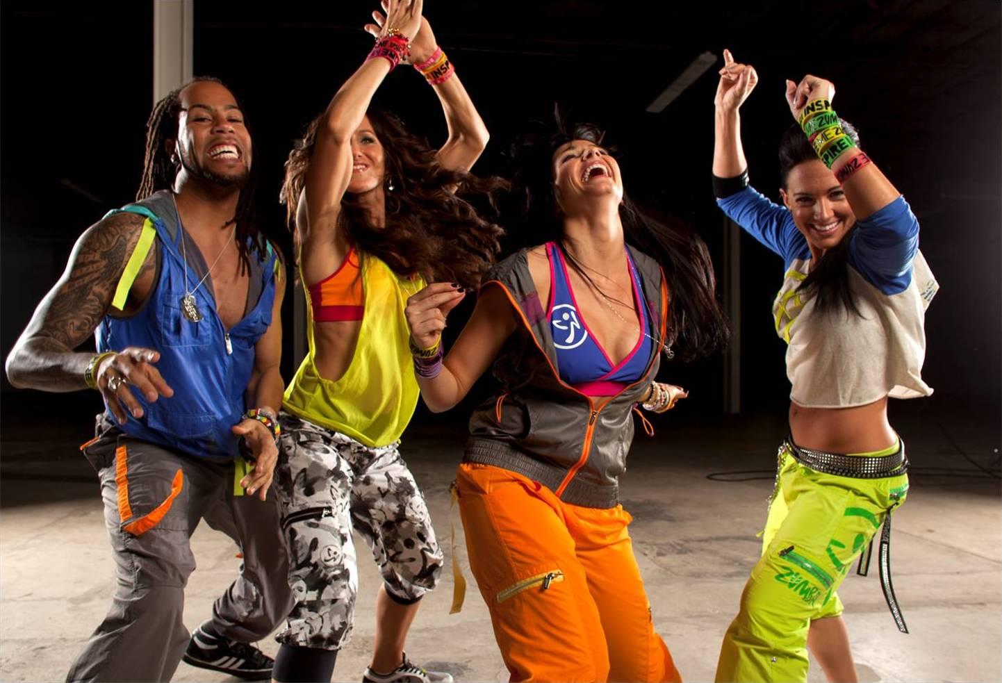Зумба — танцевальная аэробика для похудения