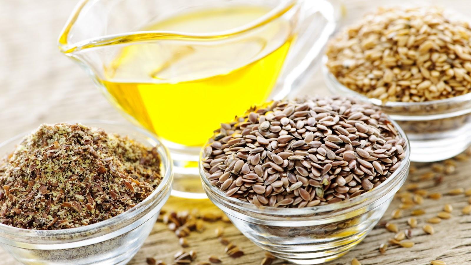 Для чего полезно льняное масло
