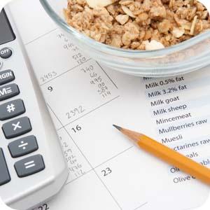как определить калорийность продуктов