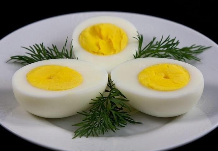 Употребление отварных яиц при Хабиби диете